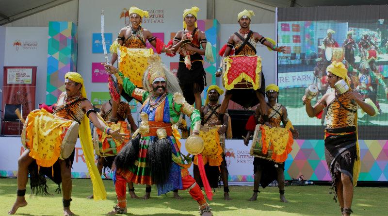 Kannada Rajyothsava Folklore